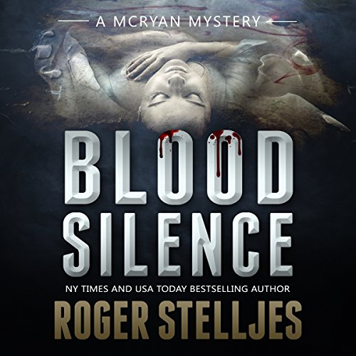 Blood Silence audiobook cover art