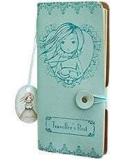 PU cuaderno viajero - resto, Santoro es Mirabelle