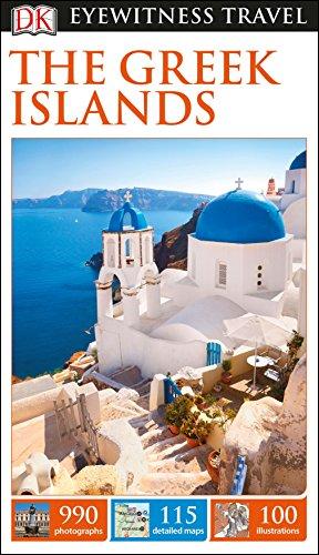 DK Eyewitness Travel Guide The Greek Islands: DK Eyewitness Travel Guide 2017 (Eyewitness Travel Guides)