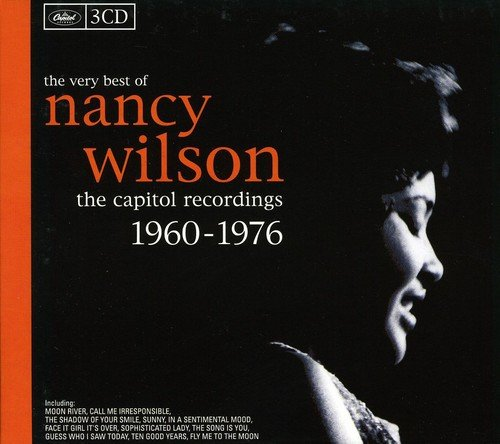 The Very Best of Nancy Wilson: The Capitol recording 1960〜1976