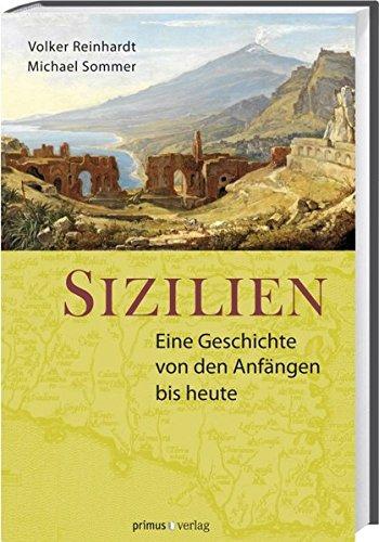 Buchseite und Rezensionen zu 'Sizilien: Eine Geschichte von den Anfängen bis heute' von Reinhardt, Volker