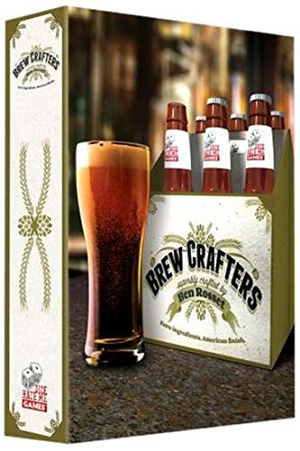Brewcrafters Board Game by Dice Hate Me Games