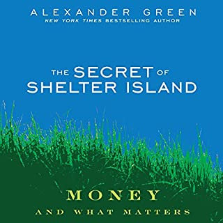 The Secret of Shelter Island cover art