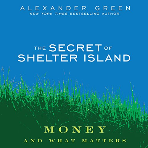 The Secret of Shelter Island audiobook cover art