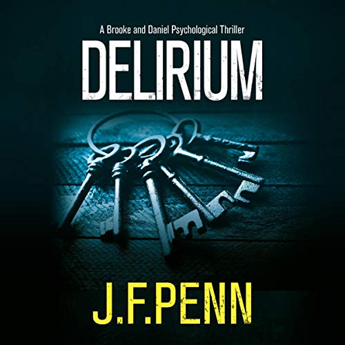 Delirium  By  cover art