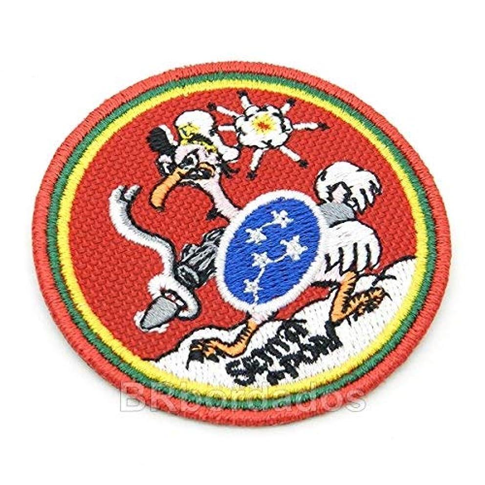 EML061 FEB Senta Pua Brazil 1 Aerial Fight Squad Feb War WWII Embroidered Patch Iron or Sew