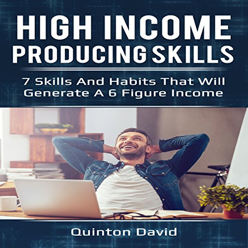 High Income Producing Skills audiobook cover art