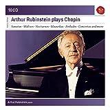 Arthur Rubinstein Plays Chopin (Box10Cd)