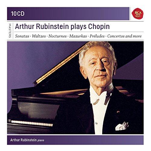Rubinstein Plays Chopin - Sony Classical Masters