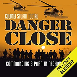 Danger Close cover art