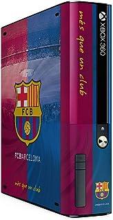 comprar comparacion FCB FC Barcelona - -Pegatina oficial para consola xbox 360 E GO