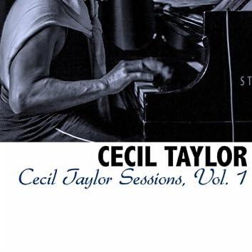 Cecil Taylor Sessions, Vol. 1