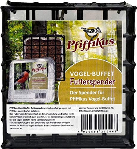 Pfiffikus Wildvogelfutter Pfif. VogelBuffet Spenderbox1St