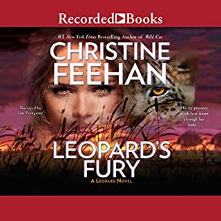 Leopard's Fury audiobook cover art