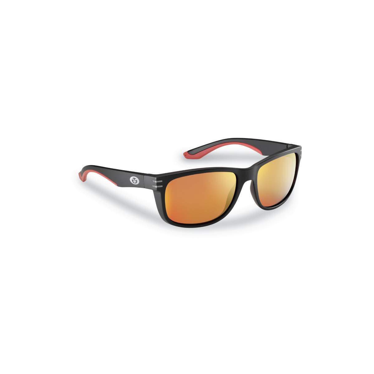 Flying Fisherman Polarized Sunglasses Amber Red