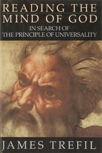 Reading the Mind of God: In Search of the Principle of Universality