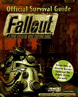 Official Guide to Fallout (Official Strategy Guides)