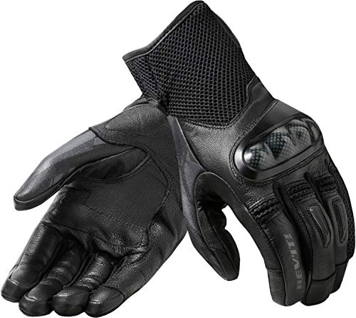 Revit Sport Gloves Prime Black, Size S | FGS150-1010-S
