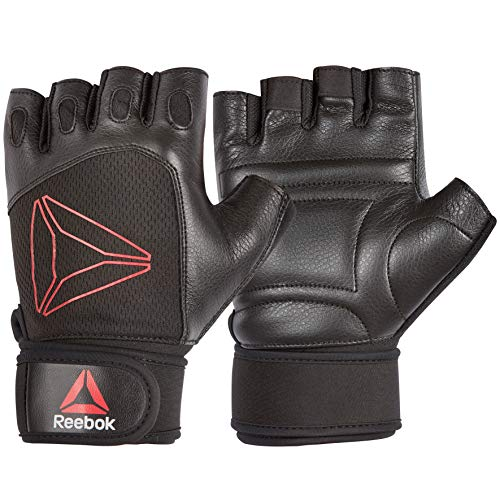 Reebok Lifting Gloves Black - Gloves and hand care for crossfit
