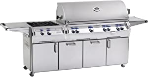 Fire Magic E1060s4EAN51W Analog Style Stand Alone Grill - Natural Gas