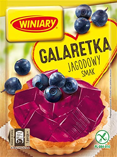Blueberry jelly mix - Galaretka jagodowa