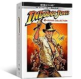 Indiana Jones 4-Movie Collection (4 UHD + 5 Blu-Ray Disc) (Box Set)