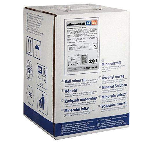 BWT Dosiermittel Quantophos 20 Liter Behälter (versch. Härtegrade) Härtegrad F4/H4