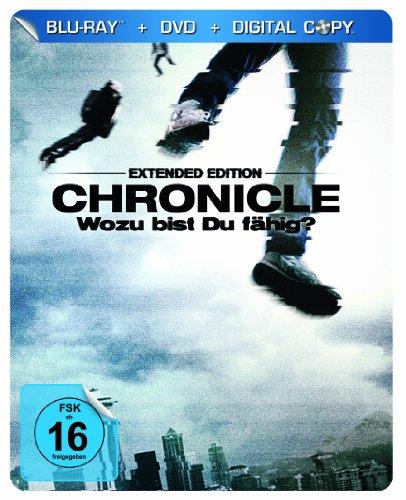 Chronicle (limitiertes Steelbook) [Blu-ray]