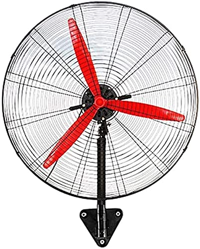 TAIDENG Alta Velocidad ?? Fan de Pared oscilante Industrial Ventilador de Pared Alta Velocidad? Fan Oscilating Fan 3 Speed Configuración de la Velocidad para el hogar y la Industria