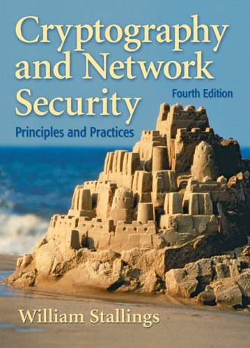 Cryptography and Network Security (4th Edition)