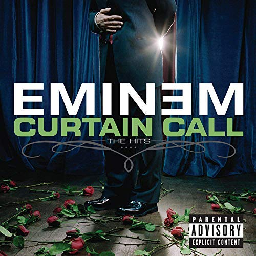 Lost Posters Album Cover Poster Thick Eminem: Curtain Call The Hits 2018 giclee Record LP Reprint #'d/100!! 12x12