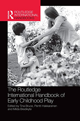 The Routledge International Handbook of Early Childhood Play (Routledge International Handbooks of Education) (English Edition)