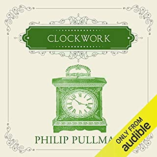 Clockwork audiobook cover art