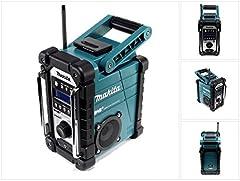 Makita Draadloze Bouwplaats Radio, DMR110*