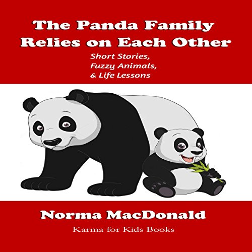 The Panda Family Relies on Each Other audiobook cover art
