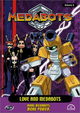 Medabots 8:Love & Medabots [Edizione: Germania]