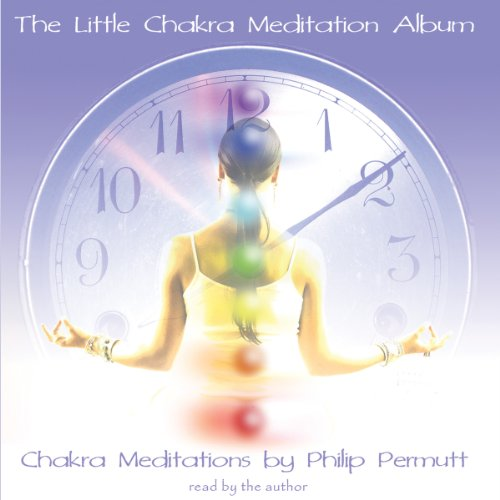 The Little Chakra Meditation Album audiobook cover art