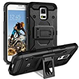 Coque Samsung S5 /S5 NEO, BEZ Coque Etui Housse Antichoc Militaire [Tough Armor] Heavy Duty Shock Proof Survivor Protective Housse...
