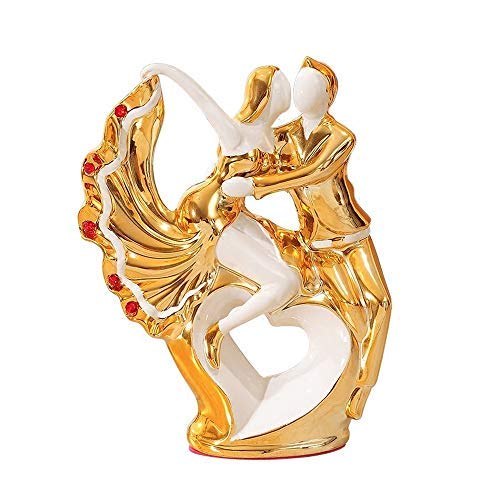 Lover Dancer Ornament Luxury Fashion Elegant Home & Living Room...