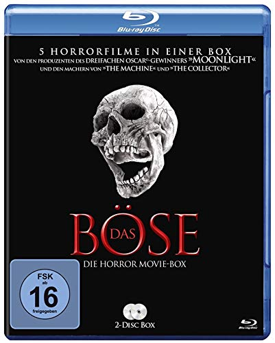 Das Böse: Die Horror Movie-Box