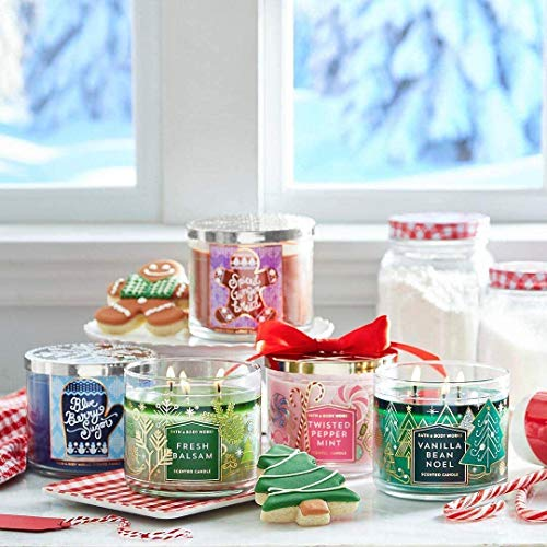 Bath and Body Works White Barn Scented 3 wick Candle in Fiji White Sands (sugarcane, sandalwood, and nectarine)