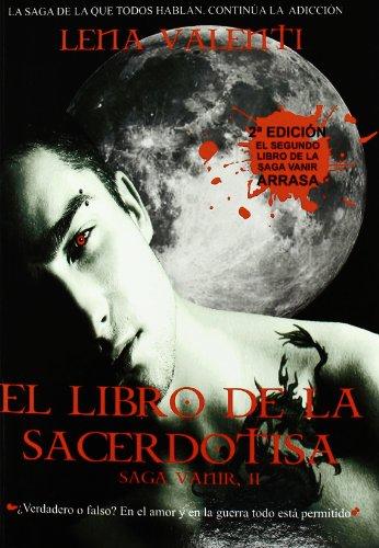 Libro De La Sacerdotisa, El - Saga Vanir Ii