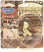 JOSH GIBSON / HOMESTEAD GRAYS 1997 MLB Cooperstown Collection Starting Lineup Action Figure & Exclusive Trading Card