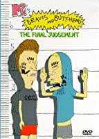 Beavis & Butthead: Final Judgement [DVD]