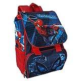 Zaino Spiderman Marvel Uomo Ragno Estensibile Scuola ELEMENTARE CM. 40X29X27 - SP0609