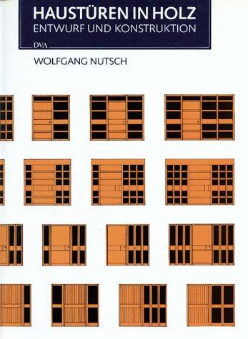 Haustüren in Holz