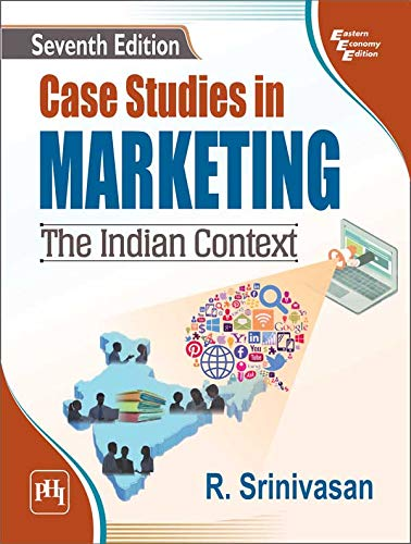 CASE STUDIES IN MARKETING: THE INDIAN CONTEXT (English Edition)