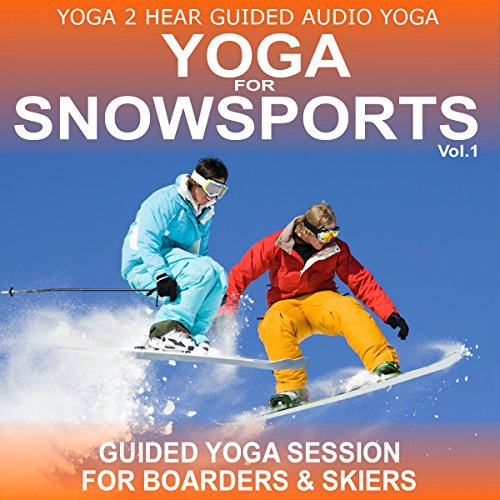 Yoga for Snow Sports, Vol.1 Titelbild