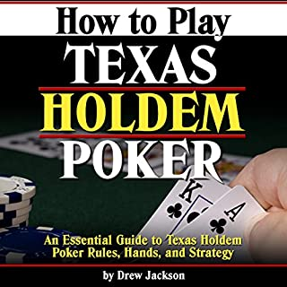 How to Play Texas Holdem Poker audiobook cover art
