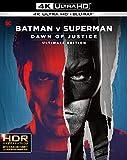 バットマン vs スーパーマン ジャスティスの誕生 アルティメット・エディション アップグレード版<4K ULTRA HD&ブルーレイセット>[1000802746][Ultra HD Blu-ray]